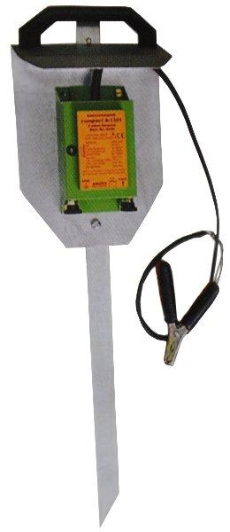 electra Weidezaungerät compact A1501 mit Aufstellpfahl