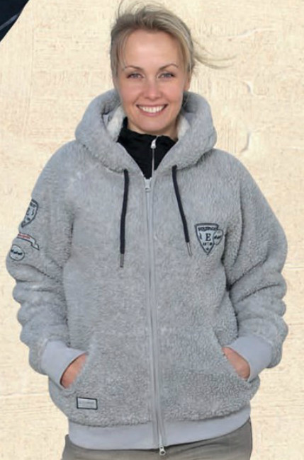 scan-horse Betty Reitjacke mit Teddyfleece