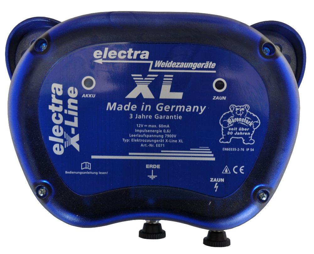 electra Weidezaungerät X-Line Kombigerät